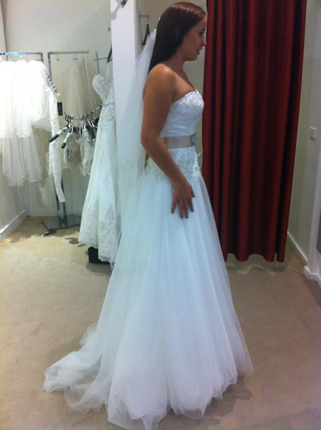 Christina Rossi - Used Wedding Dresses - Stillwhite