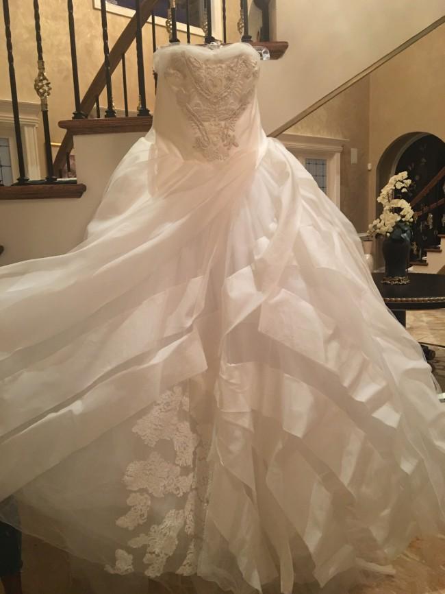 Vera wang 74112 second hand wedding dress on sale 70 off for Second hand vera wang wedding dress