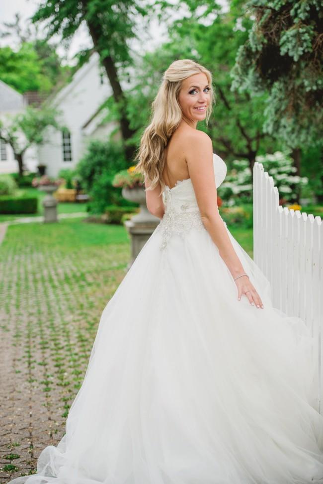 Danielle Caprese 32812273 Used Wedding Dress on Sale 26% Off