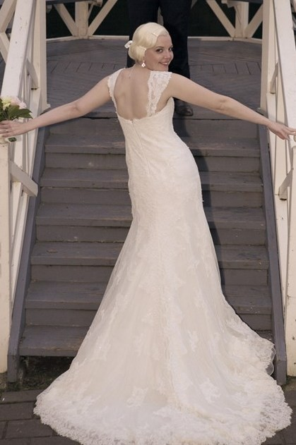 Pronovias Second Hand Wedding Dress On Sale 78 Off
