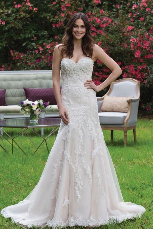Sincerity Bridal 3967 New Wedding Dress on Sale 33% Off