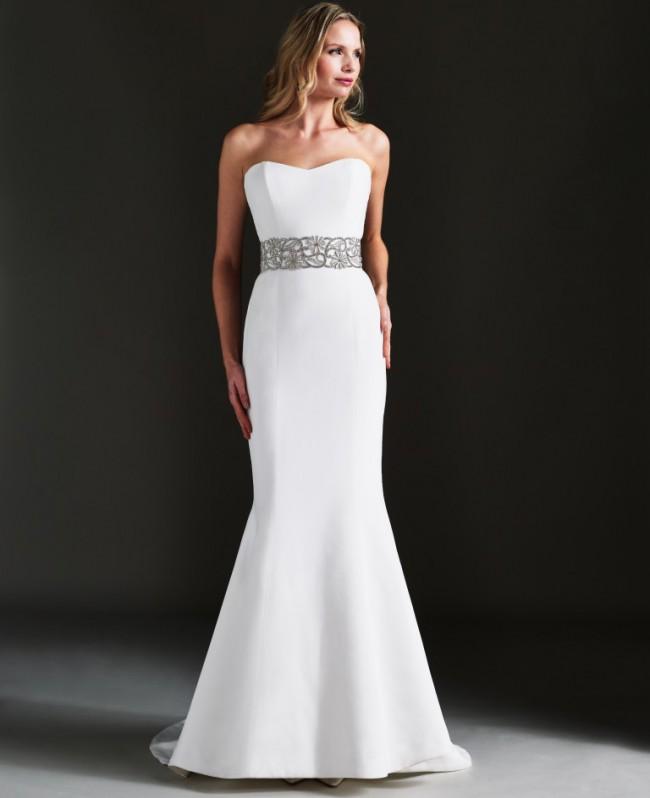 Second Hand Wedding Dresses: Caroline Castigliano January Dress; Alessia Shrug Second