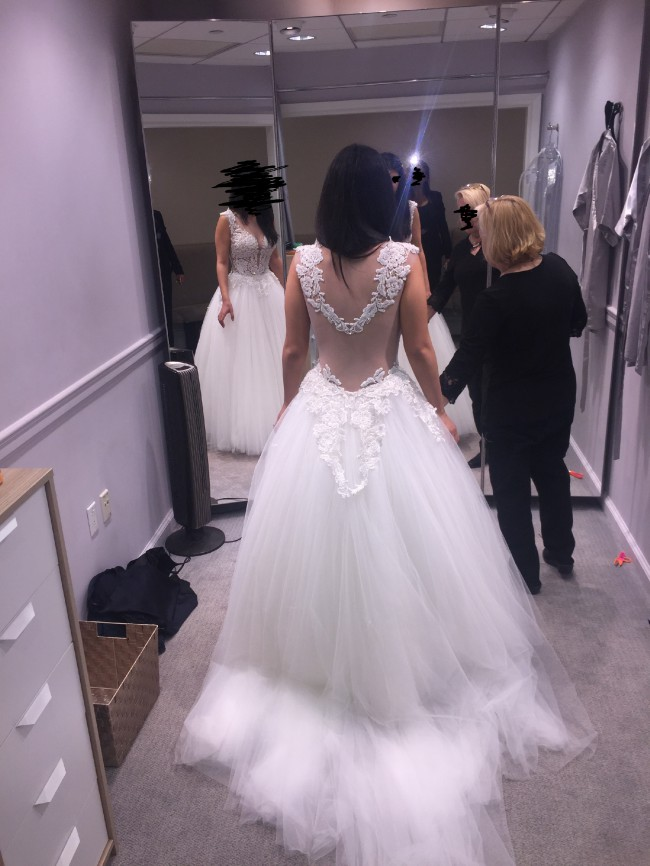 Pnina Tornai, Ball Gown