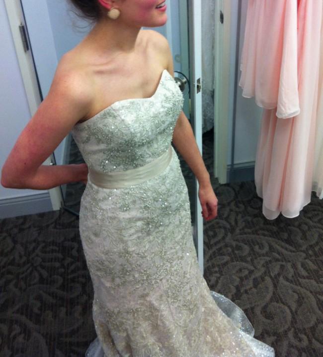 Galina signature swg605 new wedding dress on sale 47 off galina signature swg605 junglespirit Images