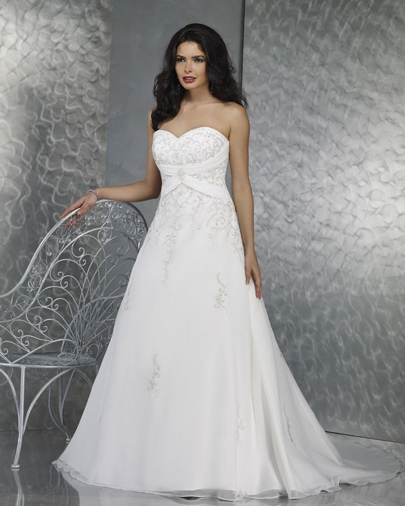 Forever Yours Wedding Gowns: Forever Yours #48209 New Wedding Dress On Sale 78% Off