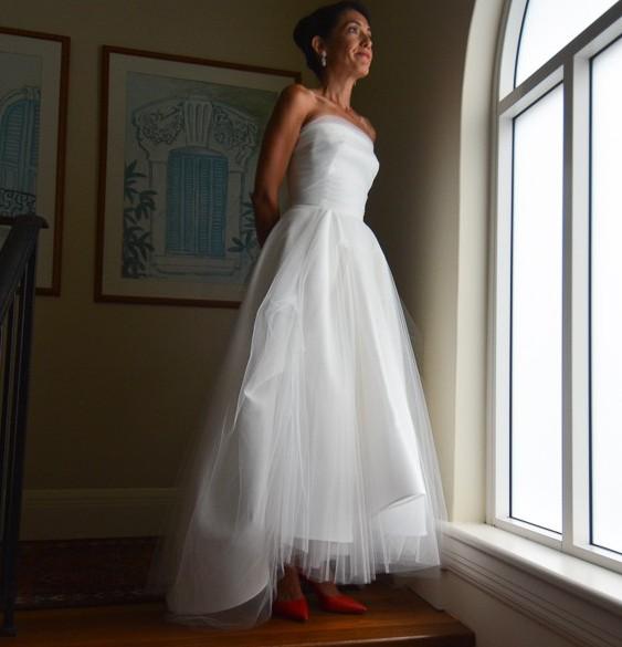 Toni Maticevski Dream Gown Second-Hand Wedding Dress on Sale