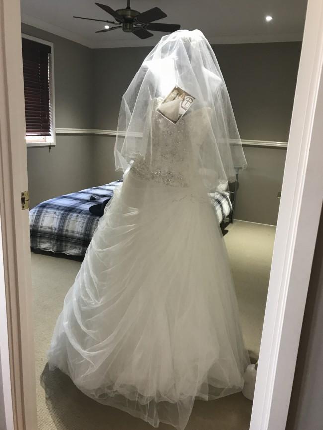 Stella York, Ball Gown