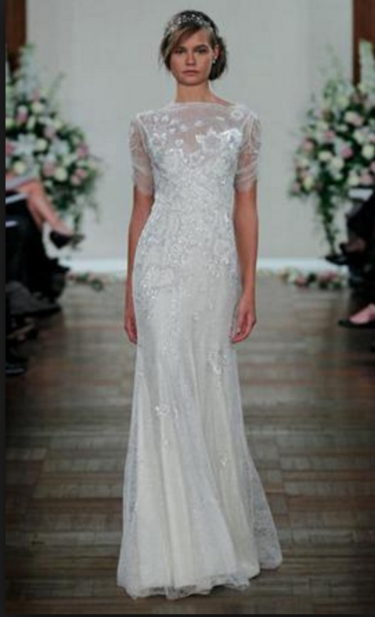 Jenny packham mimosa second hand wedding dress on sale 58 off for Second hand jenny packham wedding dress