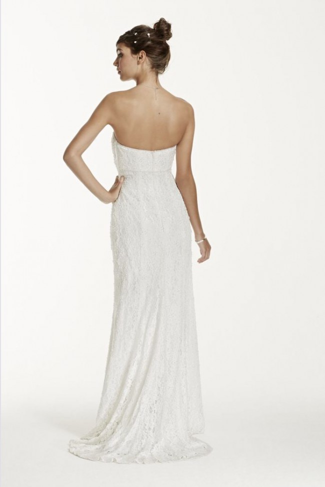 David 39 s bridal new wedding dress on sale for David bridal wedding dresses on sale