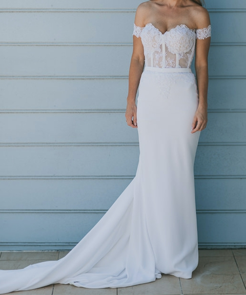 Norma Bridal Couture Custom Made - Used Wedding Dresses - Stillwhite