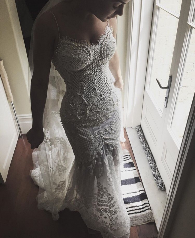 Leah da gloria pre owned wedding dress on sale 63 off for Leah da gloria wedding dress cost