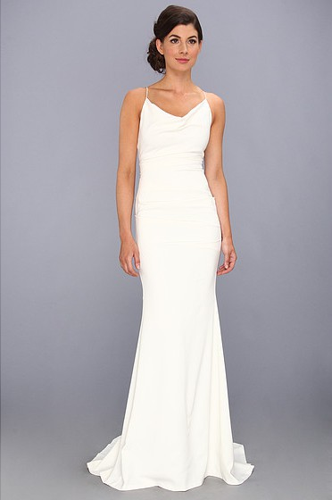 Nicole Miller Tara New Wedding Dress On Sale 17 Off
