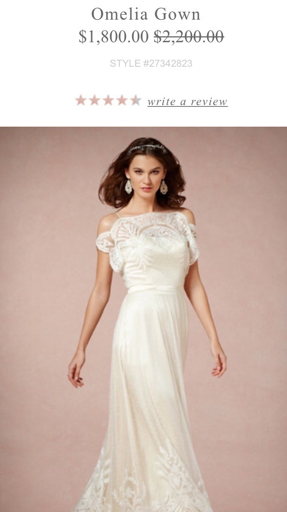 Catherine Deane Omelia Gown New Wedding Dress on Sale 32% Off ...