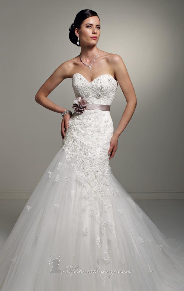 Sophia tolli jillian second hand wedding dress on sale 58 off for Second hand wedding dresses san diego