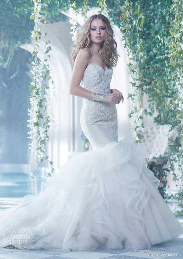 Alvina Valenta 9414 - Sample Wedding Dresses - Stillwhite