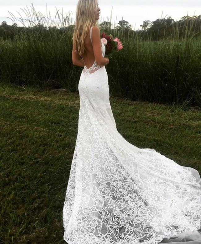 Made with love danni new wedding dresses stillwhite for Made with love wedding dresses