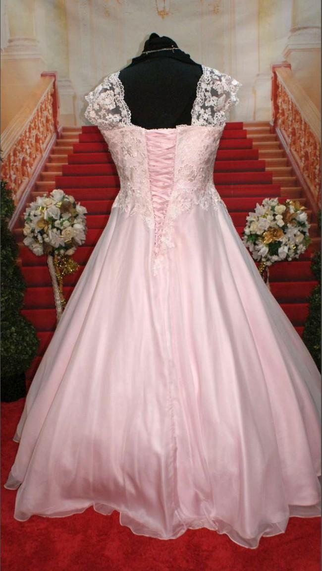 Ball Gown Preowned Wedding Dress on Sale - Stillwhite