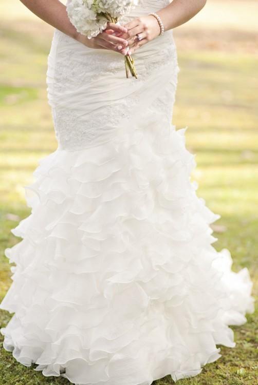 San patrick eresma second hand wedding dress on sale 43 off for Second hand wedding dresses san diego
