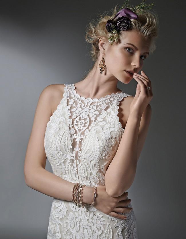 Sottero and midgley winifred wedding dress on sale 23 off