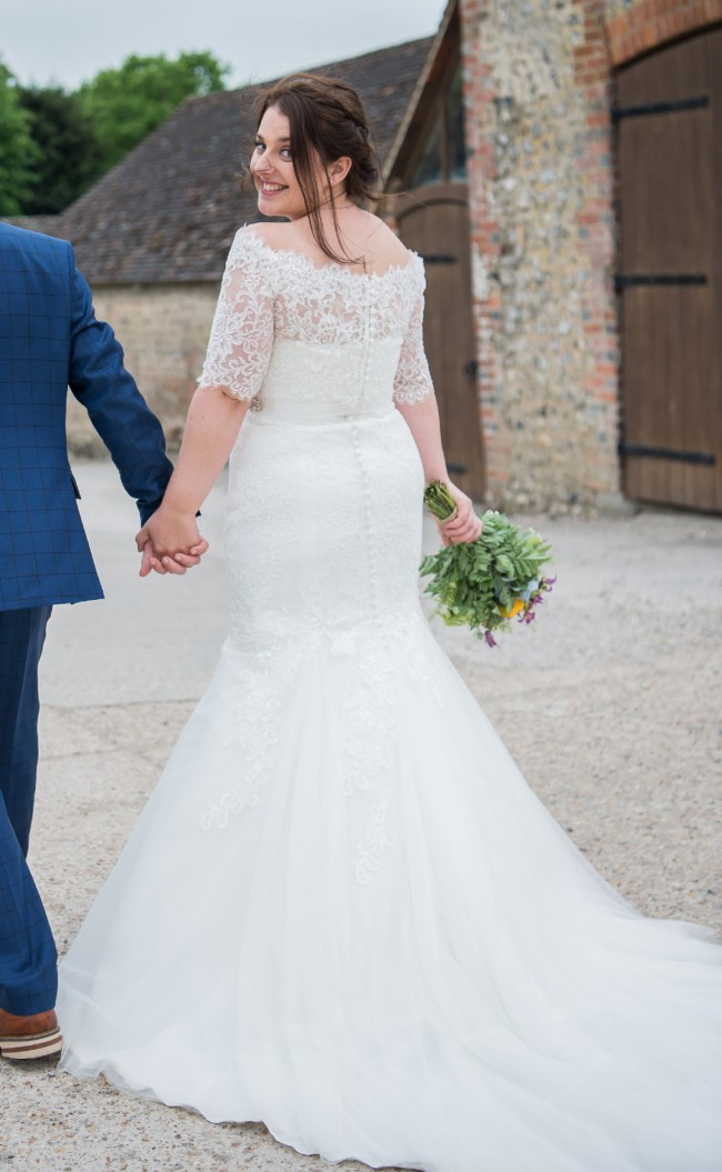 White Rose Bridal Graceful - Second Hand Wedding Dresses - Stillwhite