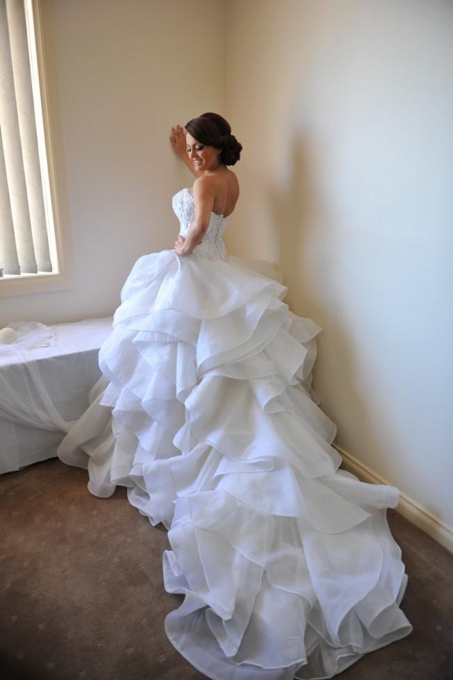 Suzanna blazevic princess used wedding dresses stillwhite for Suzanna blazevic wedding dresses