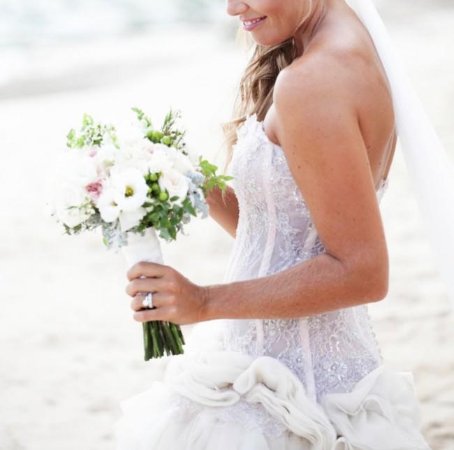 Pallas Couture Ezrella Preloved Wedding Dress On Sale 63