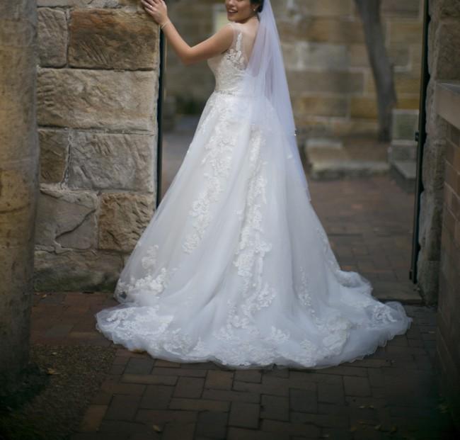 Maggie Sottero Sybil - Used Wedding Dresses - Stillwhite