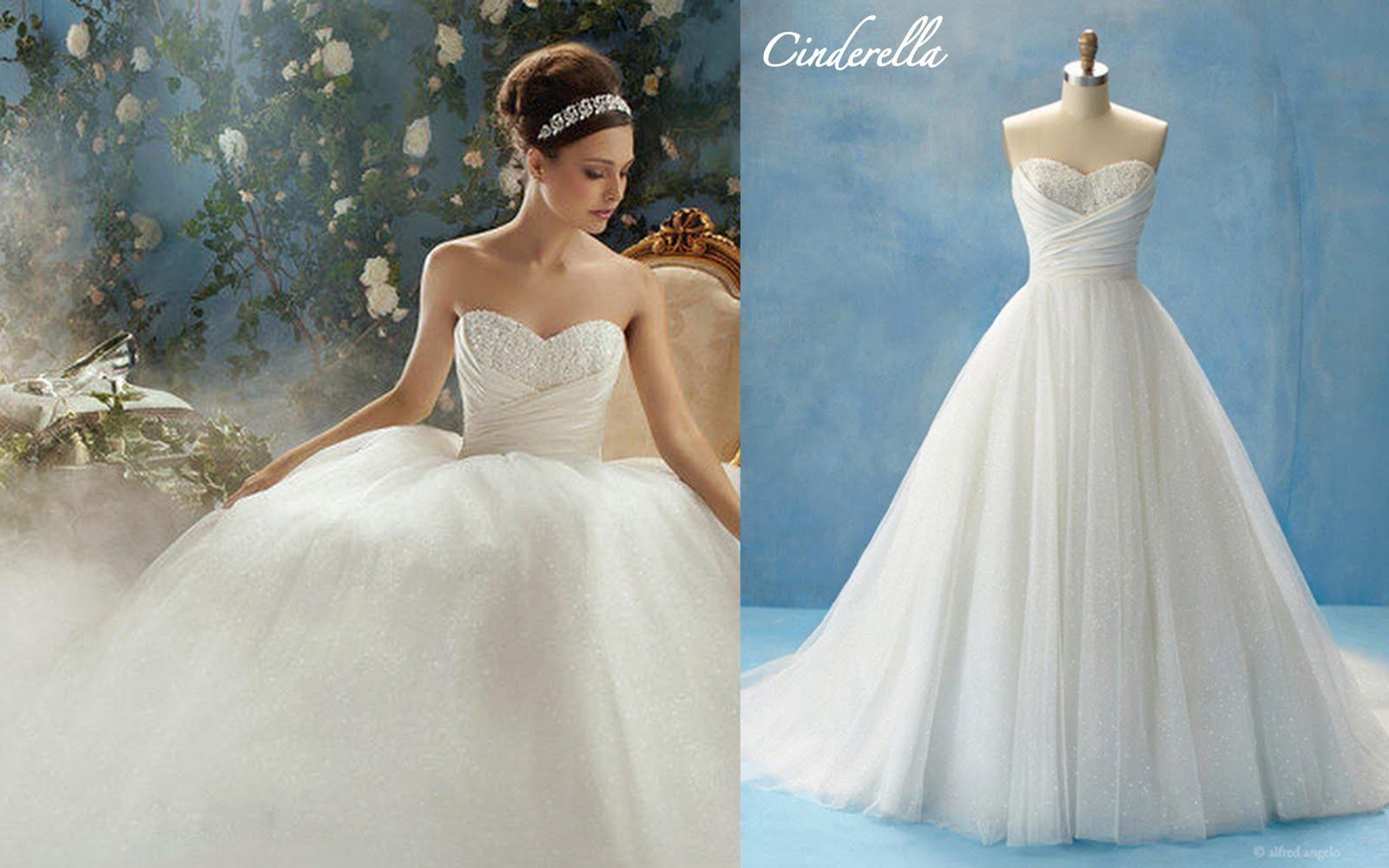 Alfred Angelo Cinderella - Used Wedding Dresses - Stillwhite