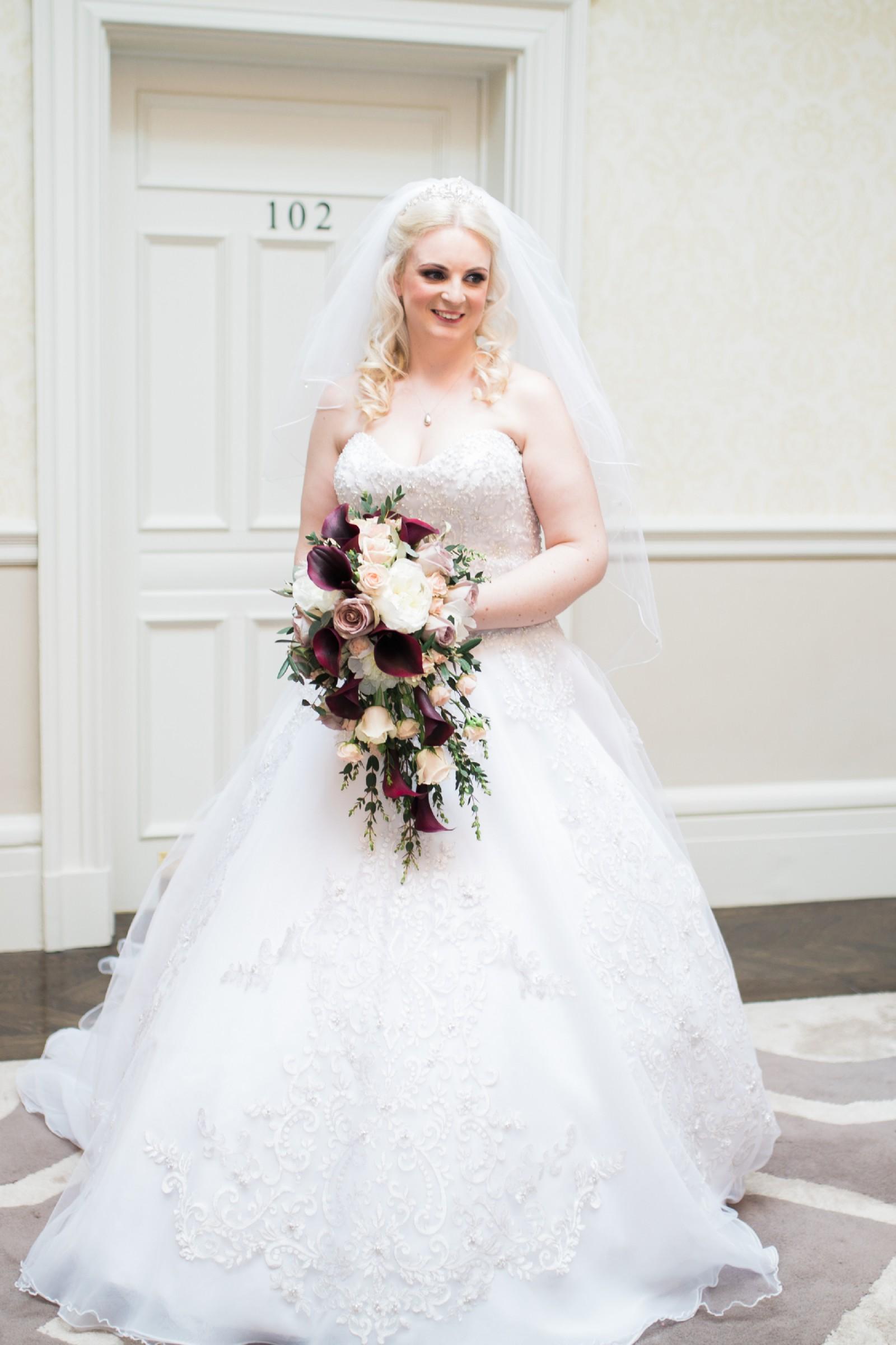 Justin Alexander 9805 - Used Wedding Dresses - Stillwhite