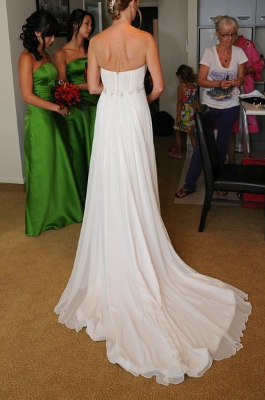 Maggie sottero ireland second hand wedding dress on sale for Maggie sottero ireland wedding dress