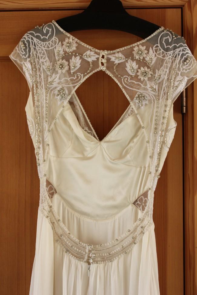 Temperley london rosalind new wedding dress on sale 39 off for Temperley wedding dress sale
