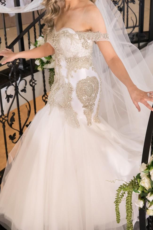Joseph Sayadi, Couture gown