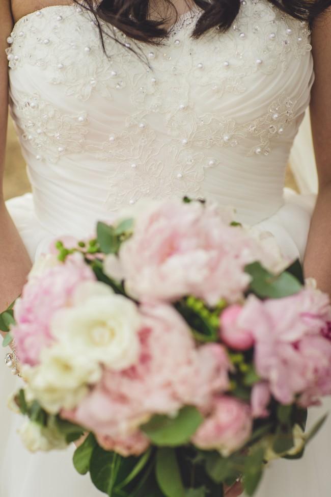 Skarr Bridal, Elegant Custom Designed Wedding Dress