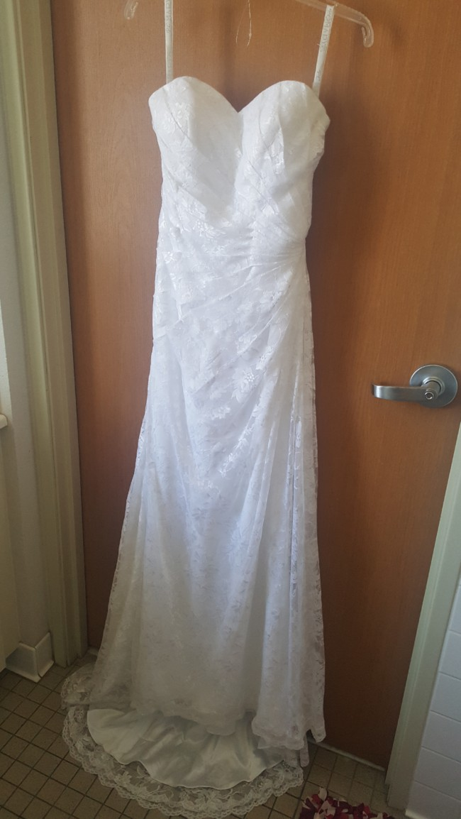 Mary S Bridal Couture 2530 New Wedding Dress On Sale 56