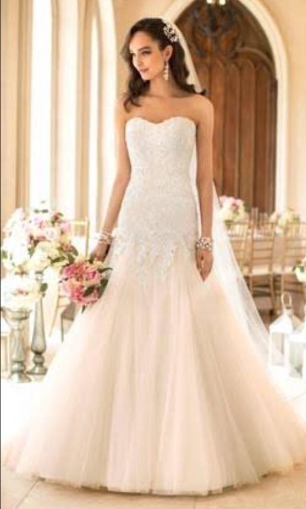Stella York 5885 Used Wedding Dress On Sale 67 Off