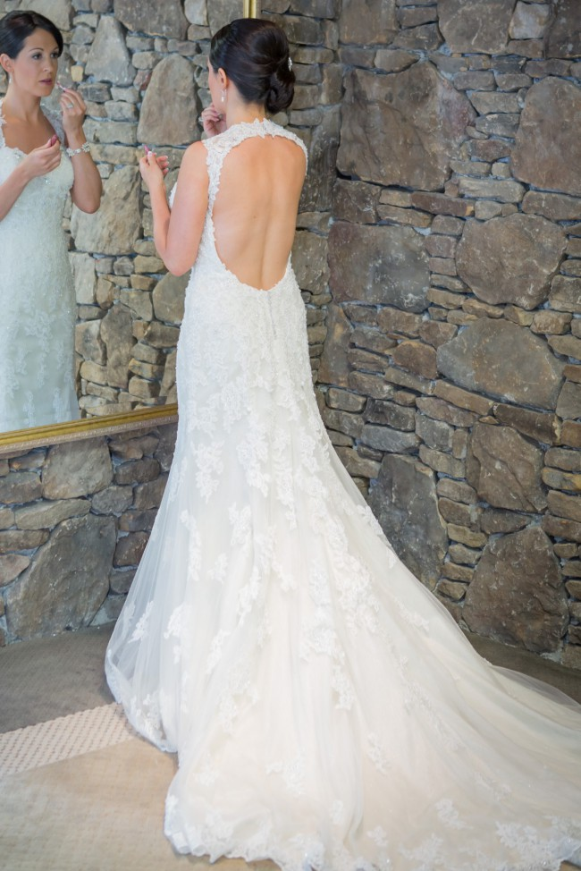 Sophia Tolli, Sheath