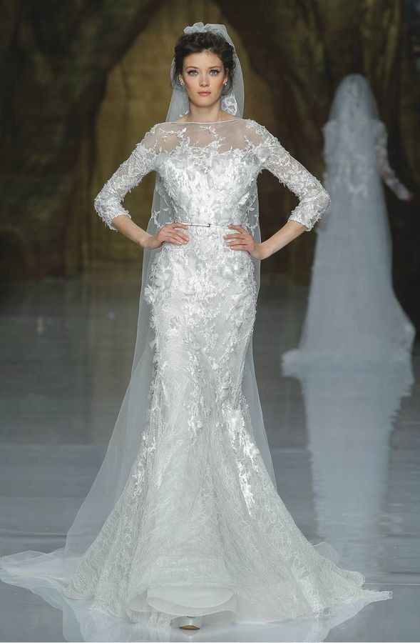 Elie Saab Cignus New Wedding Dress on Sale 45% Off