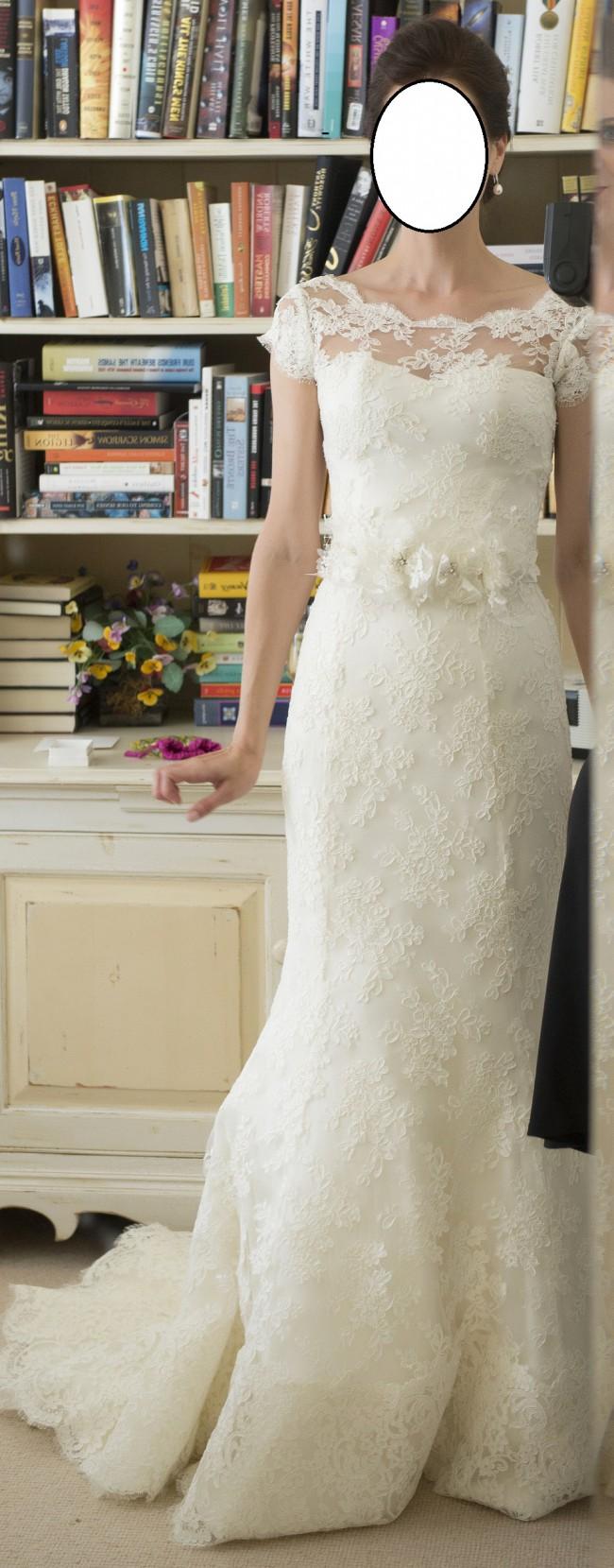 vera wang olivia s used wedding dress on sale 81 off. Black Bedroom Furniture Sets. Home Design Ideas