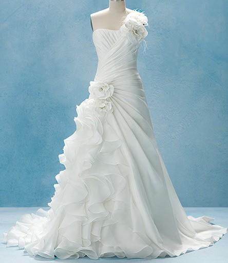 Alfred Angelo Ariel Style 210 - Used Wedding Dresses - Stillwhite