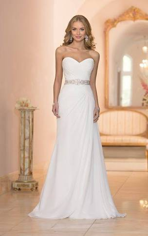 Stella York Jade Wedding Dress On Sale 57 Off