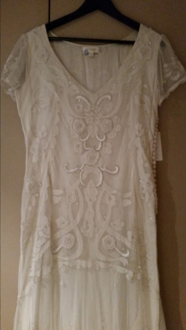 Temperley london elisha sample wedding dress on sale 78 off for Temperley london wedding dress sale