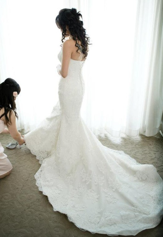 Alita Graham Sweetheart Mermaid - Used Wedding Dresses - Stillwhite