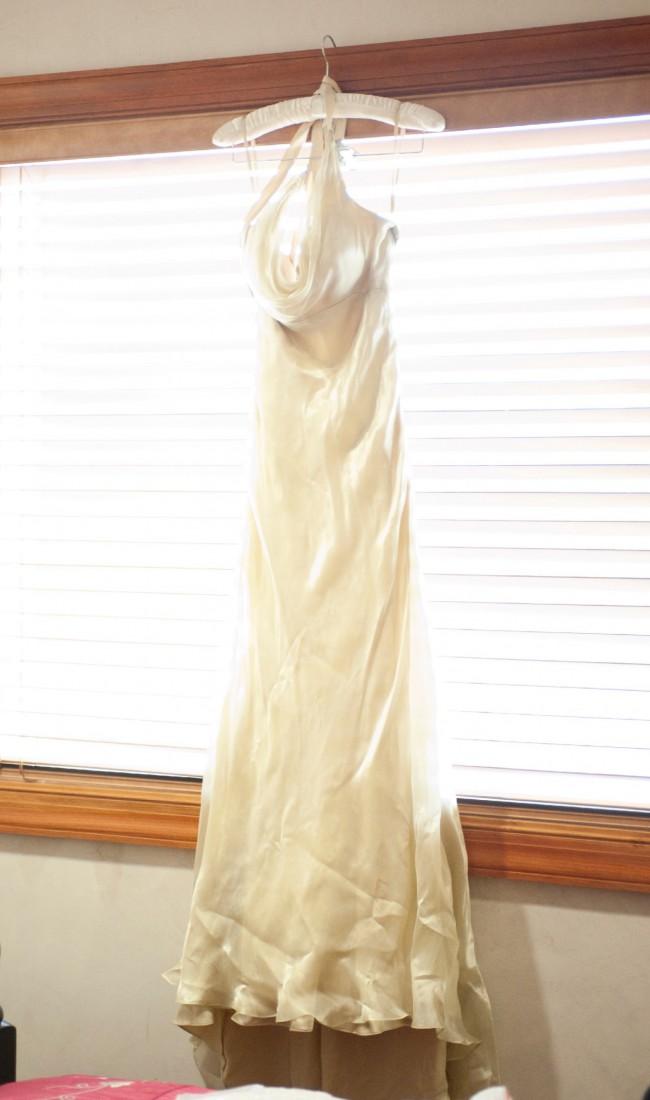 Luly Yang Custom Made Used Wedding Dress On Sale 85 Off