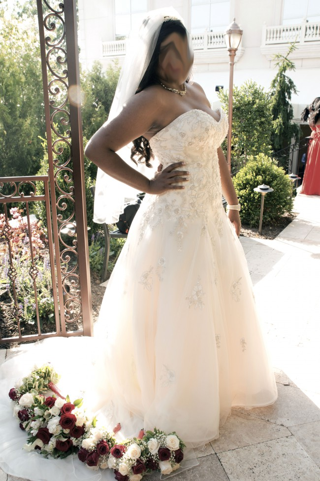 David Tutera 214212 Wedding Dress On Sale 52 Off