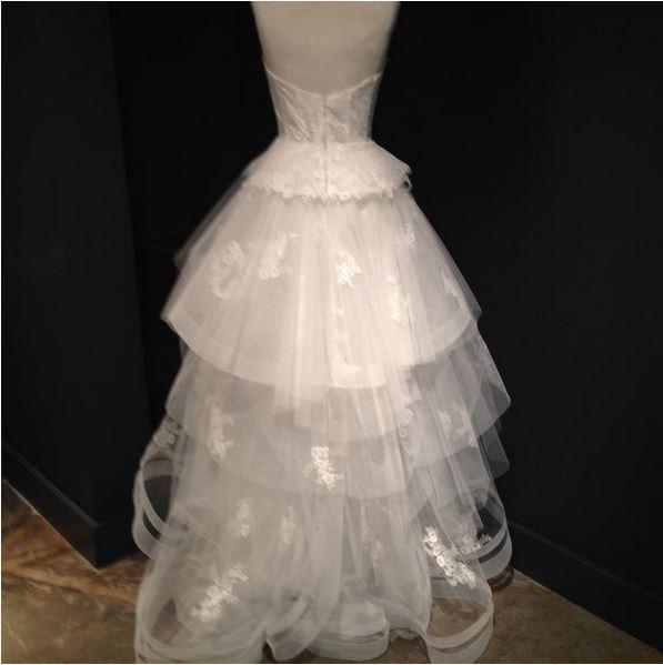 Monique Lhuillier Monique Lhuillier New Wedding Dresses