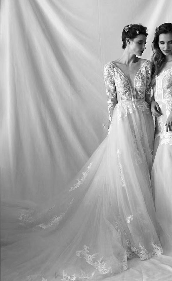 Isabella Couture, Custom Made wedding dress UK3025