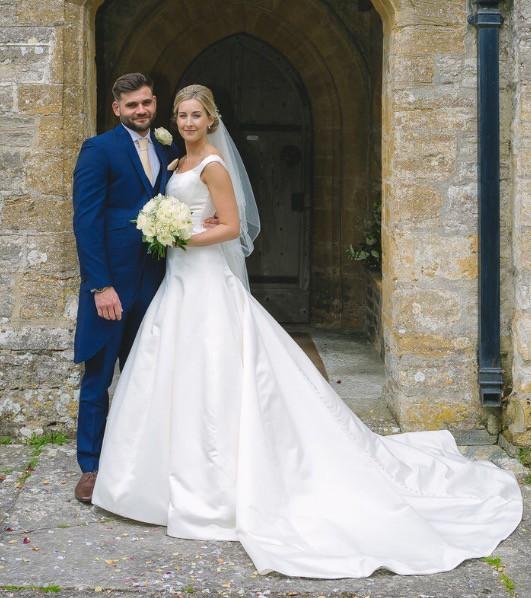 Pronovias Balder Second Hand Wedding Dress On Sale 72% Off