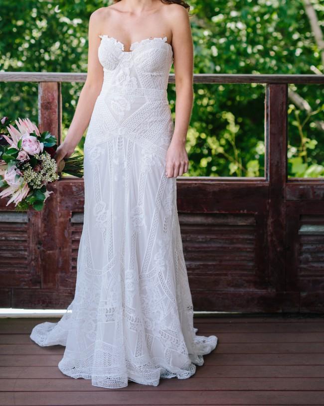 Rue de seine fox gown wedding dress on sale 29 off for Rue de seine wedding dress cost