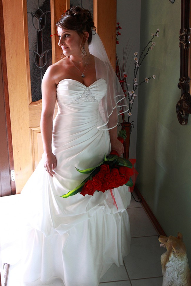 Brides Of Melbourne Ball Gown Wedding Dress On Sale 67 Off