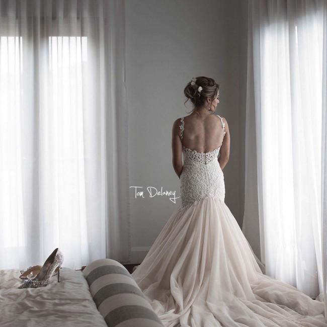 Martina Liana Used Wedding Dress On Sale 60% Off